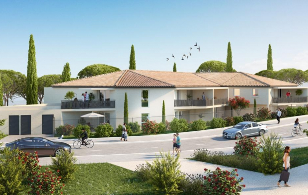 Terra d'oc immo : Programme Neuf | CLERMONT-L'HERAULT (34800) | 0 m2 | 82 000 €